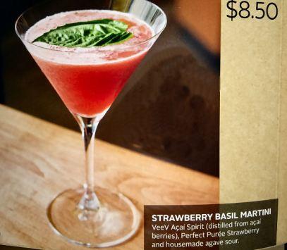 rant martini