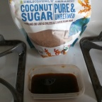 Make Your Own: Coconut Sugar Simple Syrup